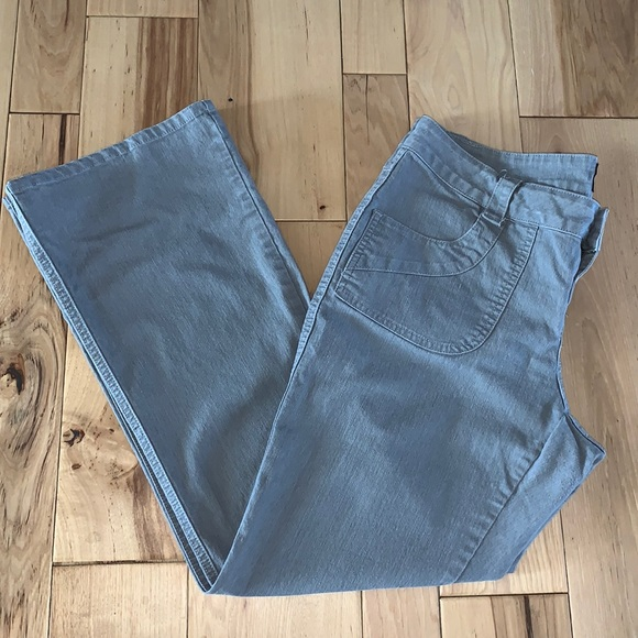 Torrid gray bootcut jeans